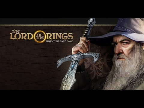 Lord of the Rings: The Adventure Card Game: We Must Away |