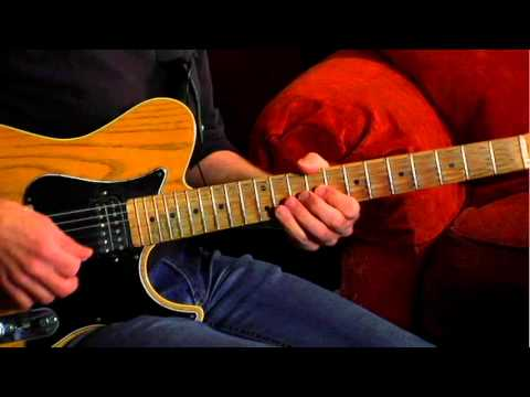 Jazz Blues Guitar Soloing by Mike Stern
