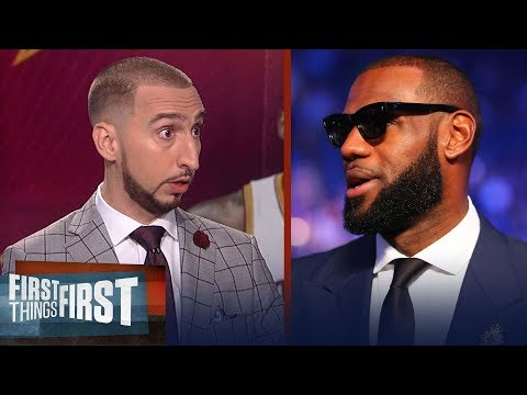 The Future Is 'wack As Hell' For The Cavaliers If LeBron James Leaves In 2018 | FIRST THINGS FIRST