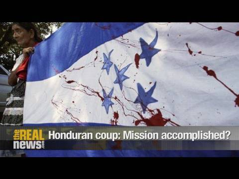 Honduras: An election validated through blood and repression