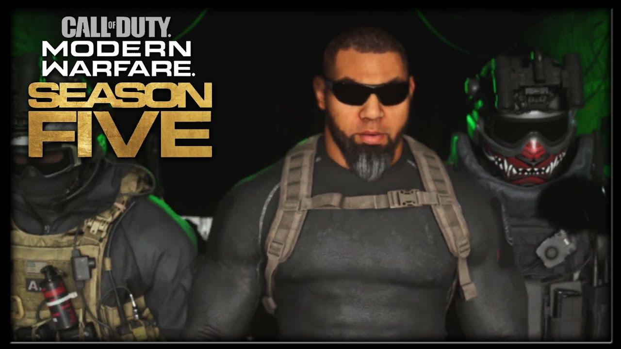 New Guns, Faction, & Map Changes Coming! | Modern Warfare Season 5 Trailer!