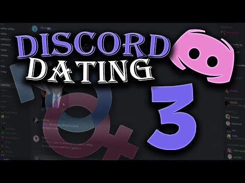 Went onto another underage Discord Dating server...