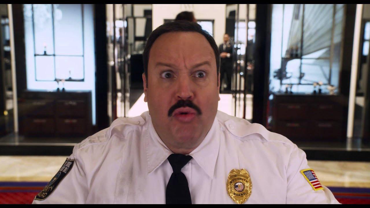 Paul Blart: Mall Cop 2 - Trailer - YouTube