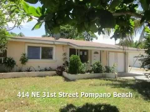 Affordable $100 Down Gov't HUD Home Pompano Beach!
