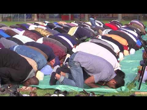 Montreal Muslims Celebrate Eid Al-Adha
