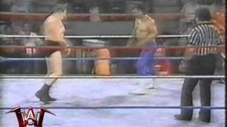 WWC Maelo Huertas vs Don Kent 1988