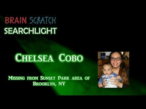 Chelsea Cobo on Brainscratch Searchlight