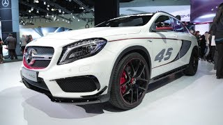 Mercedes-Benz GLA45 AMG Concept 2013 Videos