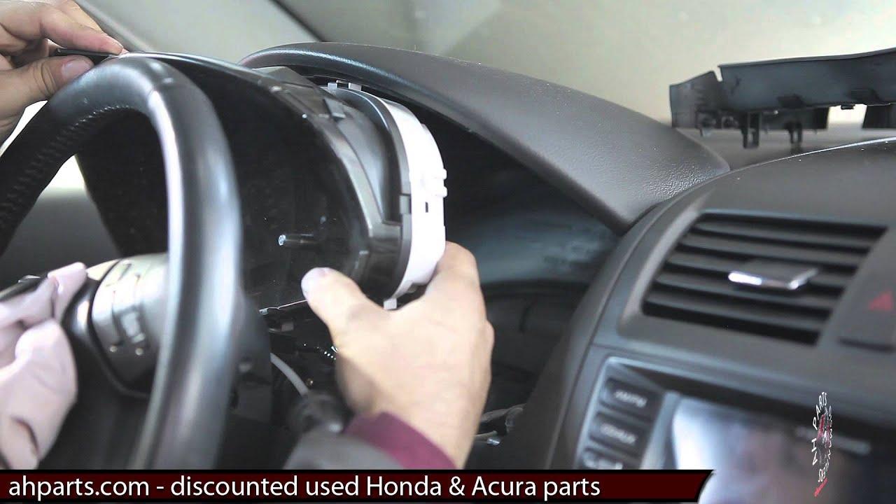 Honda Accord: Changing the Set Speed