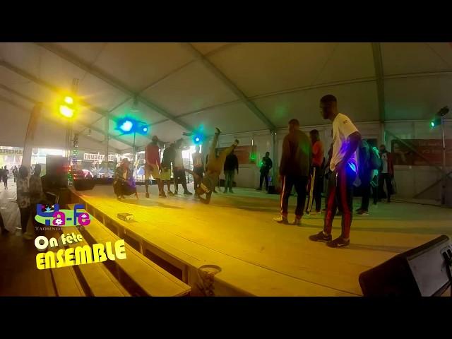 Danses urbaines à Ya-Fe 2019