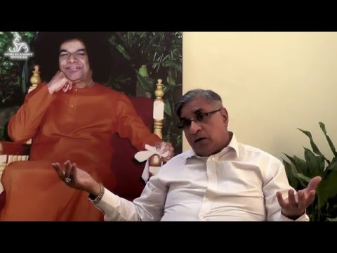 Shri Navin Patel   Satsang S 1 Ep.23   Miracles & Experiences of Sathya Sai Baba