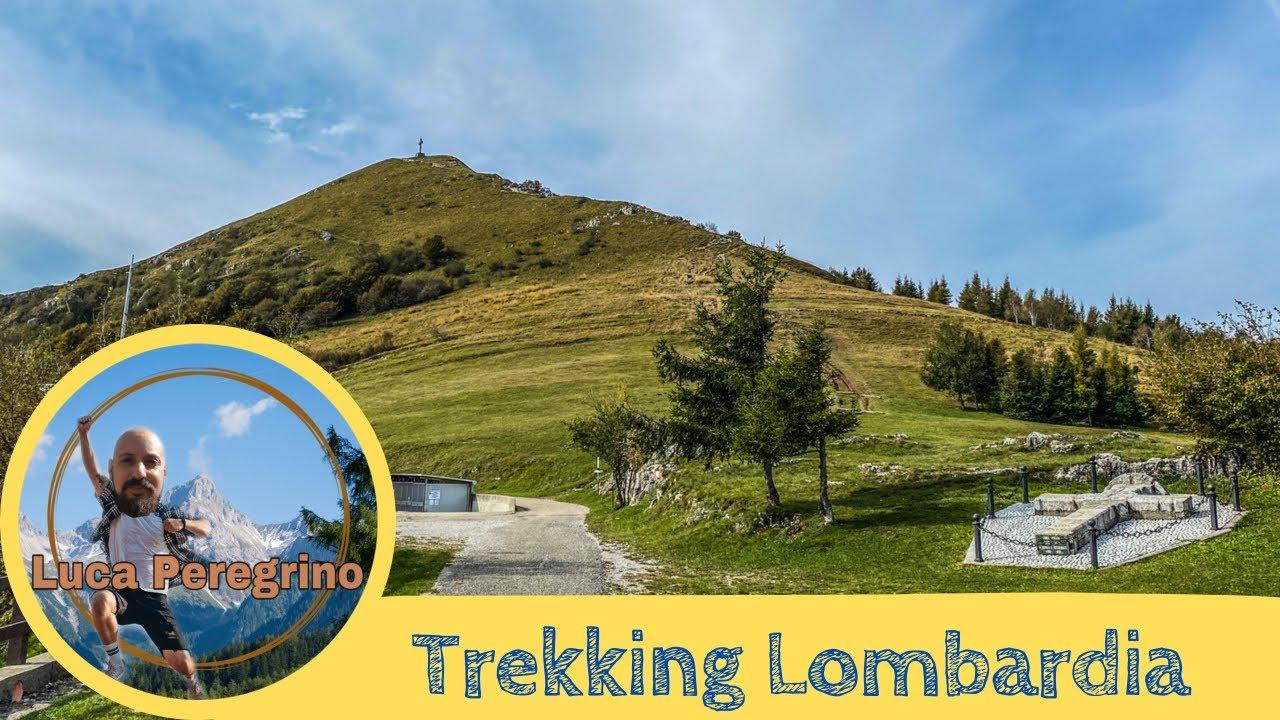 Trekking sul monte Cornizzolo da Civate
