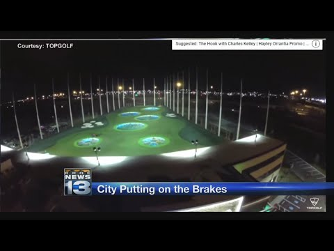 Albuquerque Development Commission Wants Topgolf Offer Revised