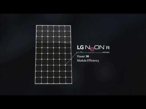 LG NeON R Solar PV Modules | Solar Warehouse Australia Trusted Brand
