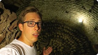 The Catacombs of San Francisco Cathedral Lima Peru   Evan Edinger Travel