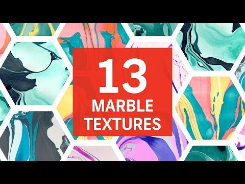 Get FREE Marble Textures – Colorful, Luxe Backgrounds for De