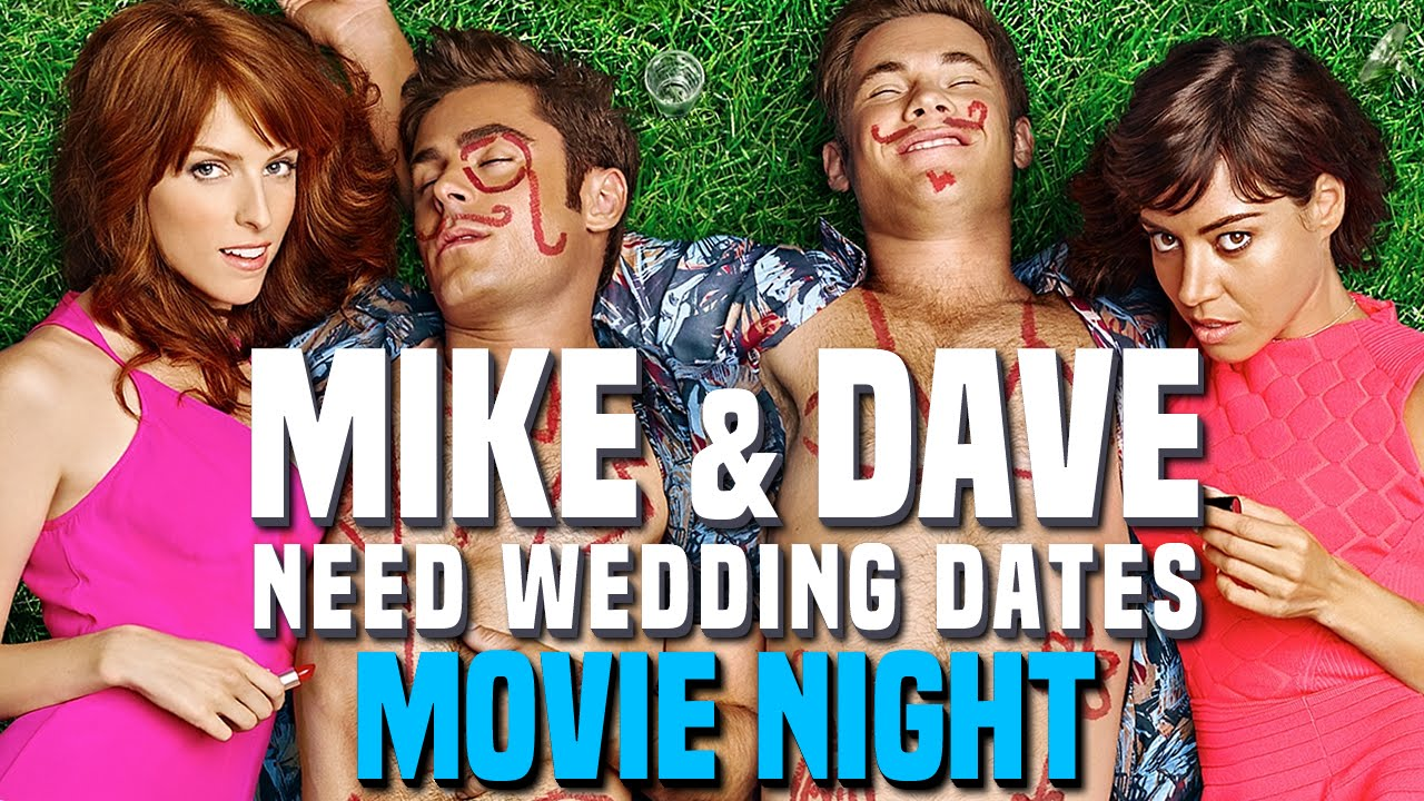 Wedding date movie in Australia
