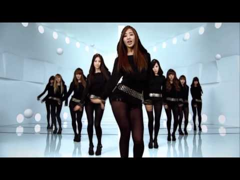 Girls' Generation(소녀시대) _ Run Devil Run (3D Version) _ MusicVideo