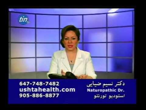Dr. Nasim Ziaee, ND - Digestive System part1 (دستگاه گوارش قسمت1- Naturopath دکتر نسیم ضیایی - دکتر)