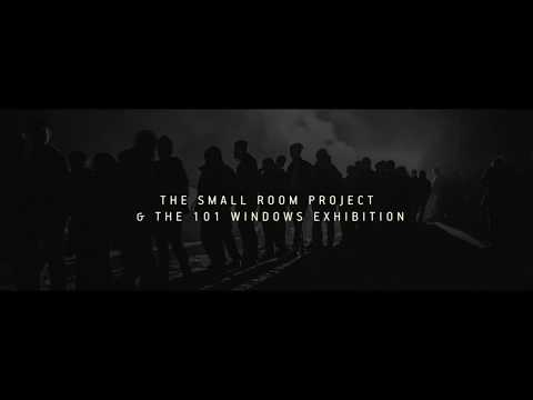 The small room project exhibition @Skopje