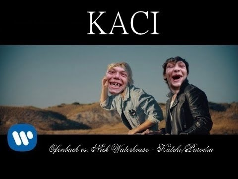 KATCHI Ofenbach Ft. Nick Waterhouse PARODIA (Lyrics)