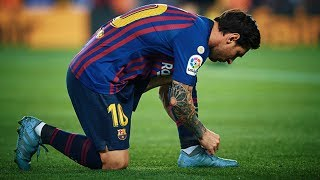 Lionel Messi - The God Of Football | HD