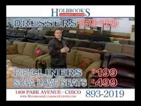 Holbrooks Clearance Center - Everything for you home! Name Brand Furniture
