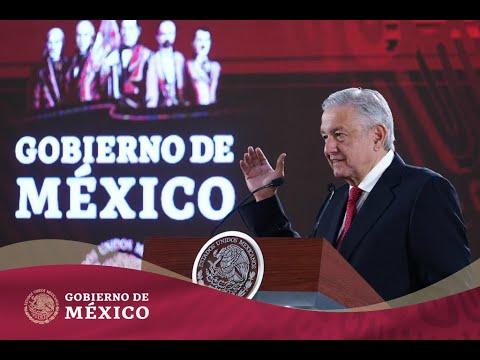 #ConferenciaPresidente | Miércoles 20 de marzo de 2019