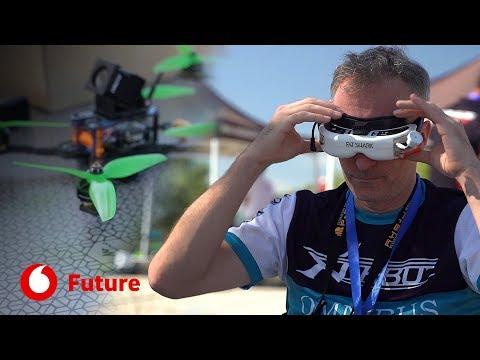 Andr� Ferreira, o melhor piloto de drones de Portugal | Vodafone Future