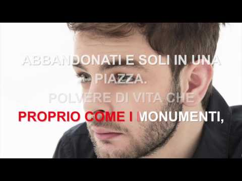 Lorenzo Fragola - D'improvviso - Karaoke con testo