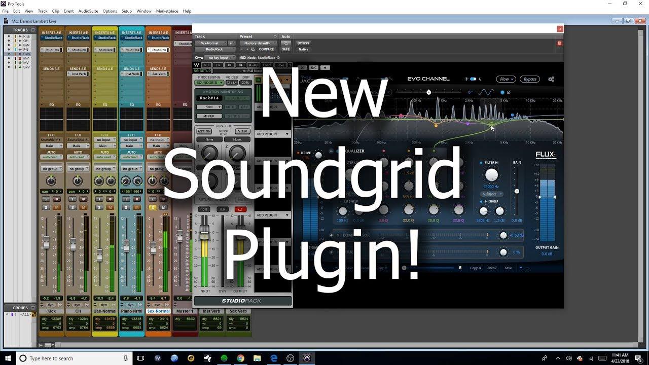waves soundgrid review