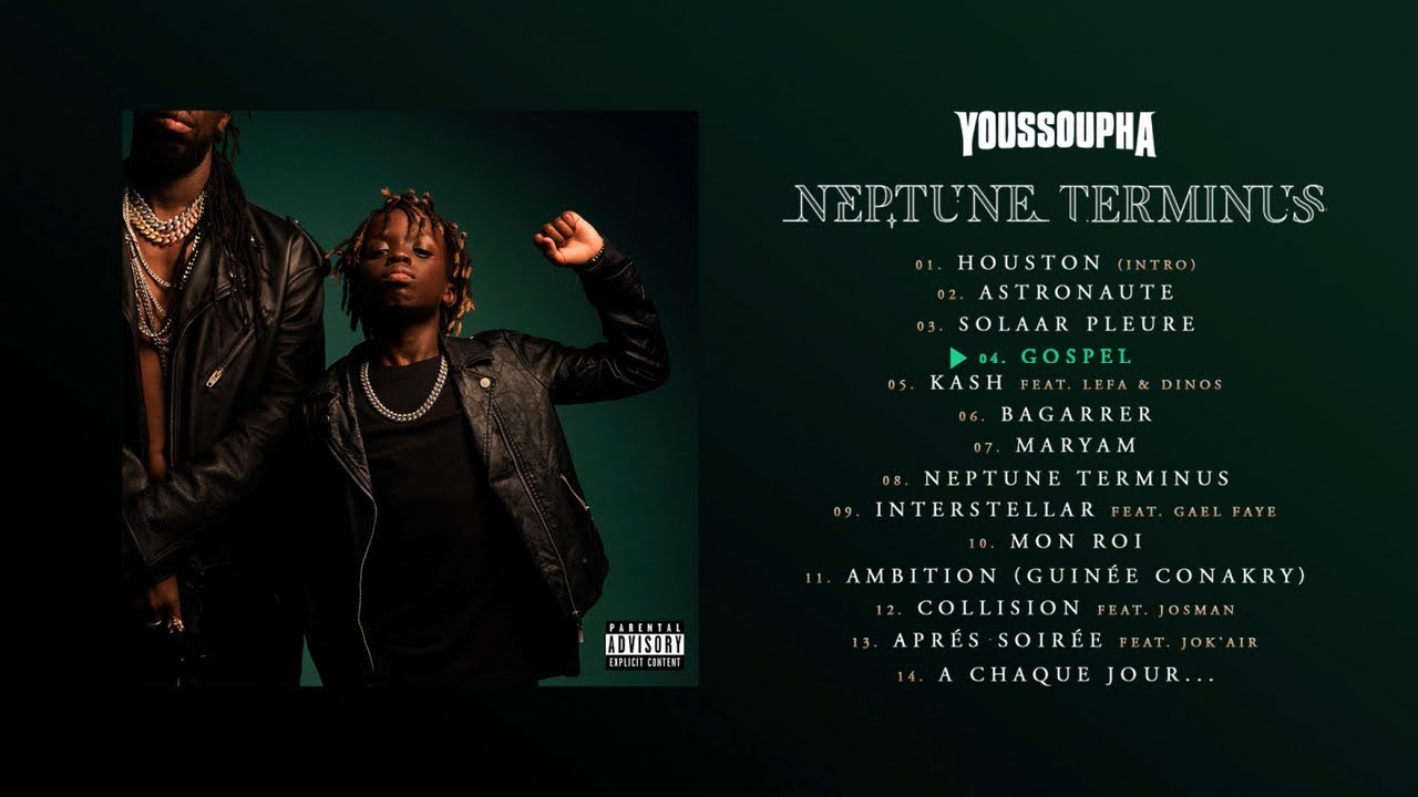 Youssoupha - GOSPEL (Audio)