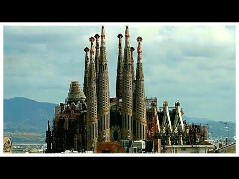 Barcelona's Sagrada Família Gaudí's Cathedral Spain Catatonia