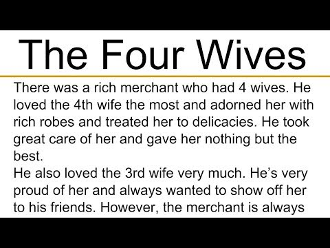The King And His 4 Wives Powerful Story! Watch And Learn!