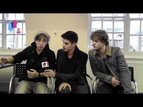 The Wanted Interview 26-12-11 | Official Charts