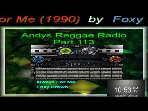 Andys Reggae Radio-Part 113
