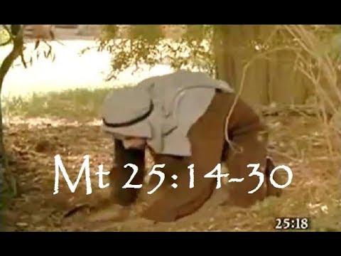 Mt 25 14-30