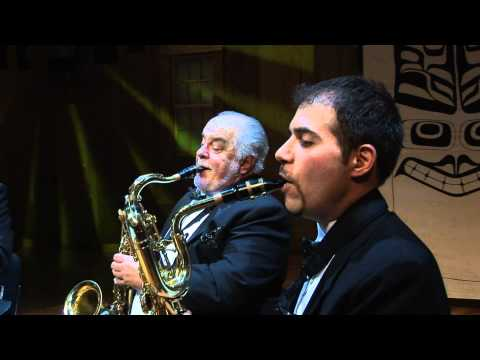 Sax Appeal Ottawa - Irish Suite (Traditional - arr. Elliot A. Del Borgo)