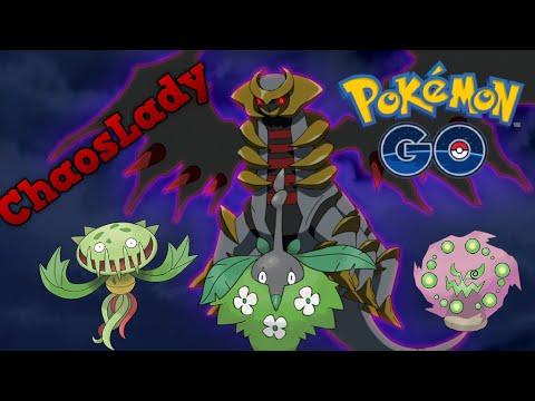 Alle Generation 4 Pokémon - Pokémon GO deutsch