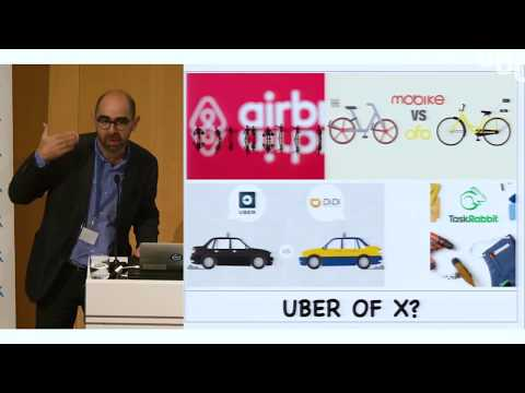 The case for regulating the Collaborative Economy | Guido Smorto
