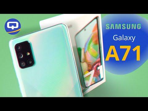 Samsung Galaxy A71, Полный обзор, почти флагман/ QUKE.RU /
