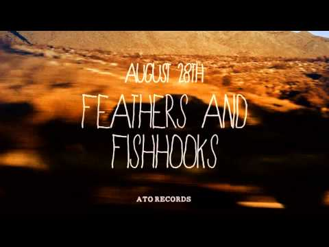 RayLand Baxter - feathers & fishHooks - august 28th