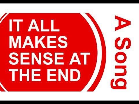 Hank Green - I Guess It All Makes Sense At The End