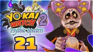 Yo-kai Watch 2 Psychic Specters - Dame Dedtime! [Episode 21]