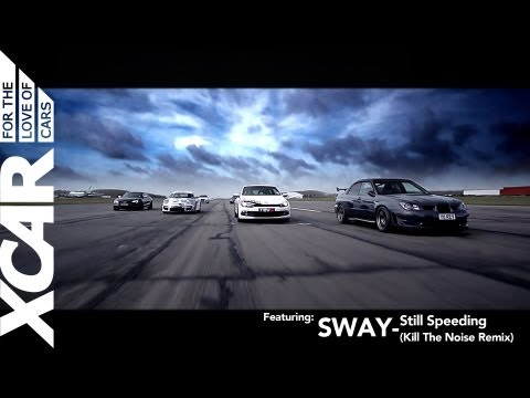 Sway - Still Speedin' (Kill The Noise Remix) - XCAR