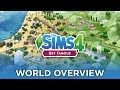 Del Sol Valley World Overview/Review! (Get Famous) 🌎 — The Sims 4 News & Info