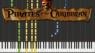 Pirates Of The Caribbean - Klaus Badelt - He