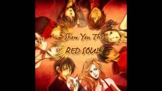【GGG】【YTChorus Battle】Red Soul【Instrumental Mix】【8人+2】