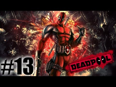 LISTO! ROMPAMOS TODO! | PS4 | DeadPool the Game #13