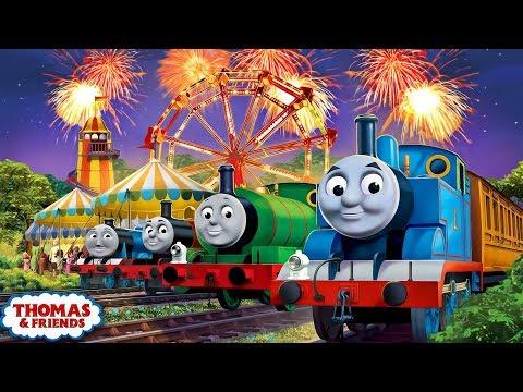 Томас и его друзья мультики для детей паровозики Thomas And Friends